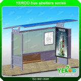 Aubette extérieure personnalisée par meubles en métal de ville