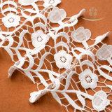 Lacet net de Sequins africains nets de lacet