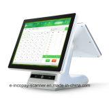 """Icp-Ea10sj doppio registratore di cassa capacitivo dello schermo di tocco """" +9.7 """" del Android 15 per il sistema/supermercato/ristorante/al minuto di posizione"""