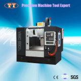 CNC 높은 정밀도 형 프로세스를 위한 수직 축융기 CNC 기계로 가공 센터