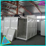 Tanque de armazenamento plástico reforçado fibra da água 50000 litros