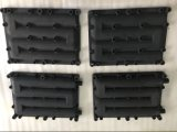 Peças de automóvel fazendo à máquina do nylon da placa do PA da placa da poliamida das peças do CNC da manufatura