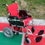 Сертификат Ce инвалидной коляске ЭЛЕКТРОМОБИЛЬ