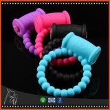 4 het Vertragen van de Ring van de Penis van kleuren Ejaculation Speelgoed van het Geslacht van de Ringen van de Haan van het Silicone het Veelkleurige Kleine voor Ejaculation van het Slot van Paren de Ringen van het Geslacht