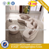 Sala de Qualidade Superior Canto Mobiliário sofá de couro (HX-8NR2180)