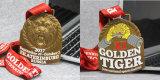 Kundenspezifische Goldmarathon-Großhandelsmedaille