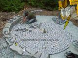 花こう岩の縁石/舗装することディバイダーの石切り場の石造りの分割機械(P90/95)を