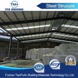 Gruppo di lavoro strutturale d'acciaio di Factoury del blocco per grafici del magazzino prefabbricato