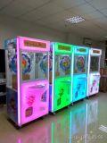 Machine van de Kraan van het Stuk speelgoed van Gife van Doll van het Spel van de Arcade van de luxe de Elektronische Muntstuk In werking gestelde