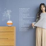 Nouveau diffuseur d'aromathérapie avec humidificateur à ultrasons portable Cool Mist