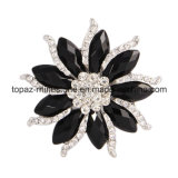 Dame Fashion Jewelry Jewellery Rhinestone Broche voor de Broche van het Bergkristal van de Kleding (eb-027)