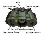 عسكريّة يدويّة [ثرمل] ويوم آلة تصوير مع ليزر معيّن مدى و [غبس] عمل ([شر-مير1000])