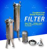 Wasserstrom-Typ Beutelfilter für flüssige Filtration