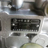 Pomp 612601080175 van de Brandstofinjector van Weichai Wd615.50 voor Zware Vrachtwagen