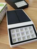 Durable LED lámpara solar portátil al aire libre