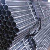 Tubo d'acciaio rotondo d'acciaio di HDG del tubo A106 (TUFFO caldo galvanizzato)