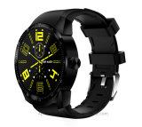 둥글 스크린 Bluetooth 또는 심박수 K98h를 가진 디지털 지능적인 손목 시계
