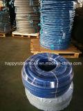 Un ou deux boyau coloré de rondelle de pression de tresse de fil