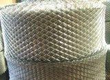 コイルの網のコイルの金属の木ずりによって拡大される金属の木ずりの煉瓦網