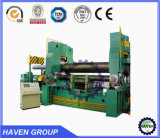 máquina de dobra da placa de três rolos, máquina de dobra superior hidráulica W11S-12X3200 do rolo