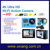 이중 Screens WiFi 4k Sport Camera 1080P 60fps Action Camera