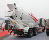 Camion cubico della betoniera dei tester del benz 6X4 8 del nord
