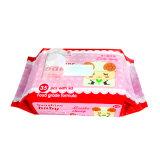 [35بكس] مصغّرة يحزم طفلة منديل مع [سكر] أو غطاء بلاستيكيّة