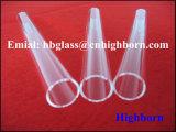 Fornitore del tubo di vetro del quarzo della radura di elevata purezza