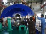 발전소를 위한 압축 증기 터빈