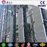 Structure en acier pour la construction de maisons préfabriquées