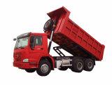 De Vrachtwagen van de Kipper van Sinotruk HOWO 371HP 6X4 LHD&Rhd