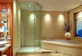 SGSが付いている浴室のための3-19mmの明確な緩和されたガラスは承認した(JINBO)