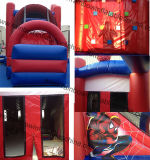 Nuevo Combo de inflables Jumping Spider Castillo Bouncer