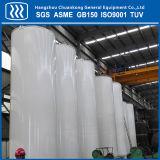 Serbatoio dell'azoto liquido o dell'ossigeno del gas del serbatoio industriale del trasporto