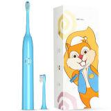 Petit Écureuil bleu charge sans fil, type d'onde sonore brosse à dents électrique, de blanchiment intelligent