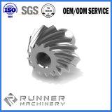 De Precisie die van het staal/van het Aluminium de Toestellen van de Versnellingsbak met de Aangepaste Dienst machinaal bewerken