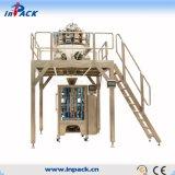 Sistema Multifunction automático da maquinaria de empacotamento do alimento