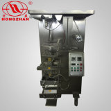 HP1000L de la máquina de llenado de líquido con almohada lateral y posterior sellado para bolsa de PE laminada de la película compuesta