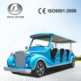 Clásico Chino 12 asientos coches de época área turística ecológica