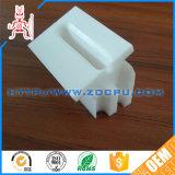 CNC che lavora/parti personalizzate plastica bianca stampaggio ad iniezione POM secondo l'illustrazione