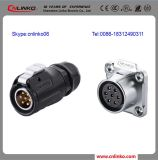 LED Connector 7pin IP67 Waterproof Electrical Connector voor LED Connectors System