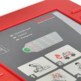 AED externe automatisé portatif de défibrillateur avec de l'énergie de Selectabel