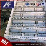 Encofrado de hormigón andamios Sistema de paneles de hormigón