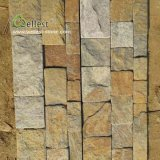 녹스는 규암 돌 베니어, 벽 클래딩 돌 규암