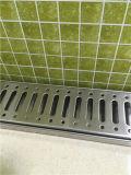 Bequeme Edelstahl-Dusche-linearer Fußboden-Ablaß (CY-28)