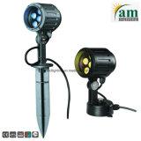Wasserdichtes Partei-Rasen-Licht Spitzen-Projektor RGB-Landscaep LED