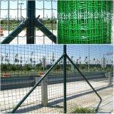 PVC上塗を施してあるオランダに金網の囲うこと