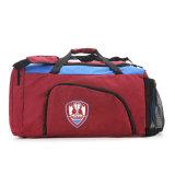 Il sacchetto di viaggio su ordinazione del mondo di polo mette in mostra il sacchetto di Duffel del sacchetto dei bagagli del sacchetto
