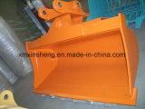 China Fornecedor de balde limpo para a caçamba Bulldozer / Caçamba da escavadeira
