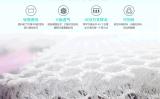Ruierpu 가구 - 2017 편리한 중국 가구 - 침실 가구 - 호텔 가구 - 가정 가구 유액 침대 매트리스
